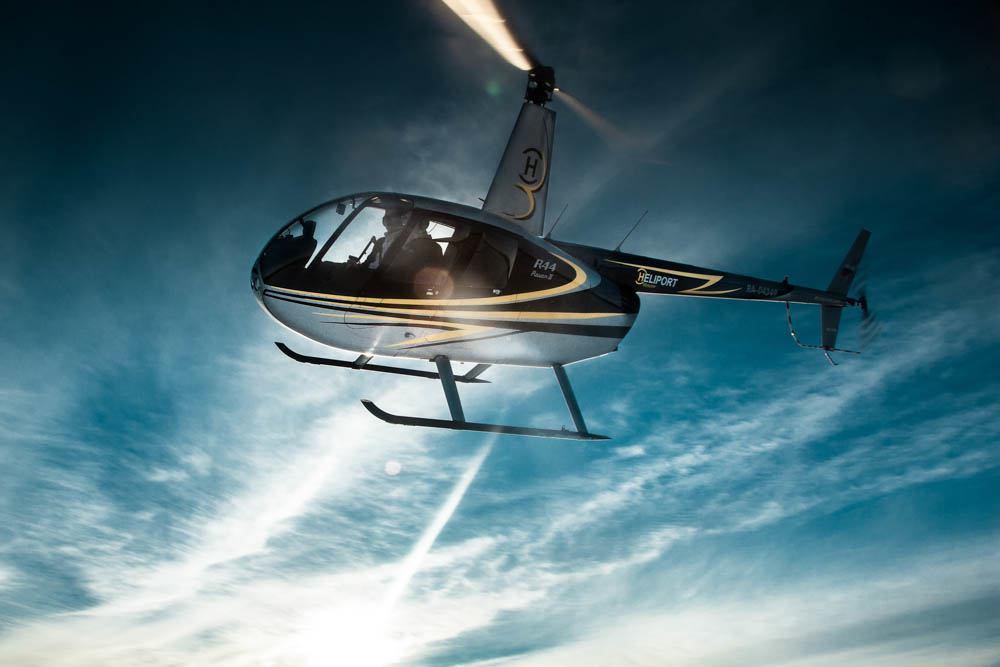 Фотосъёмка вертолётов